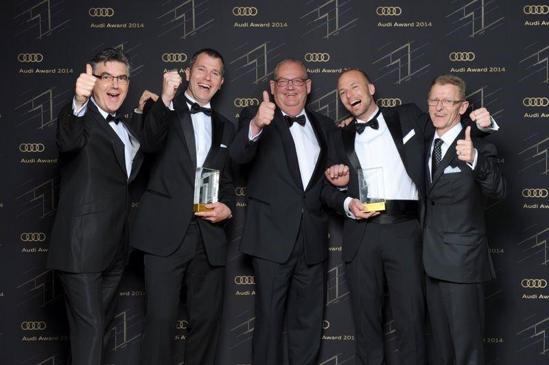 © APM AG   APM AG Der automobile VerbundAPM AG Audi Award 2014