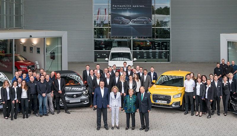 © APM AG | Neubeck Autohäuser